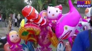 balloon masha  boboiboy   balloon nemo  balloon ipin upin  balloon spongebob
