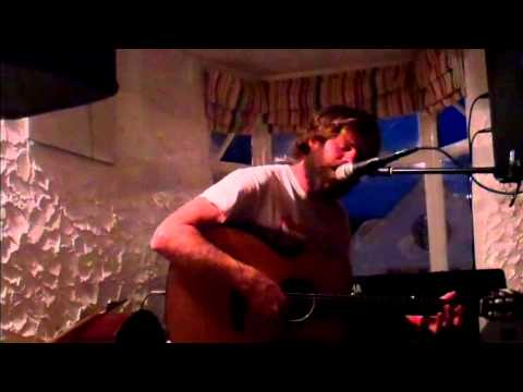 Neil Halstead performs 'Full Moon Rising' at Cafe Irie - 23rd June 2013