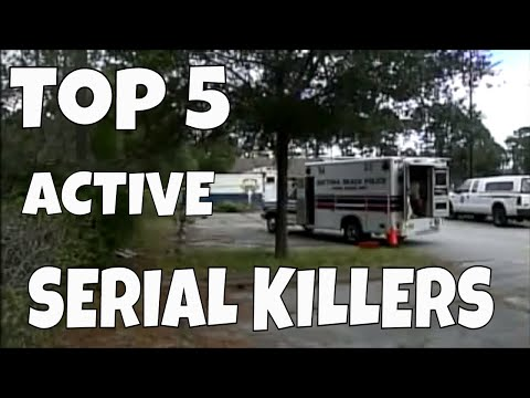 Top 5 Worst Active Serial Killers Who Have Not Been Caught 2019