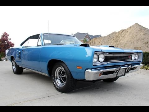 1969 Dodge Coronet R/T For Sale - YouTube
