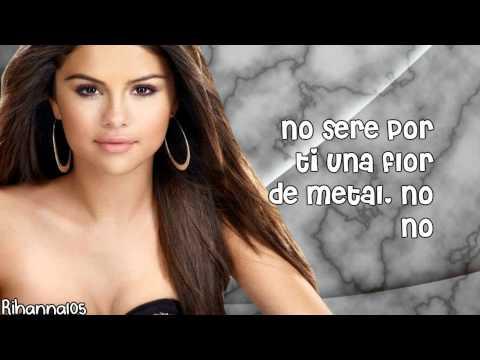 Selena Gomez & The Scene Dices (who says spanish version)