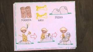 Quimica en la prehistoria 3medioc CCPV