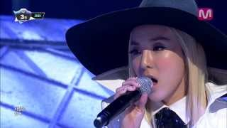 Cover images 2NE1_그리워해요 (MISSING YOU by 2NE1 of Mcountdown 2013.12.19)