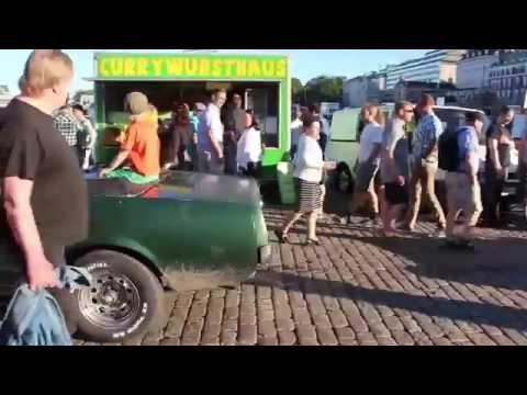Helsinki car event (market square) 03.07.2015