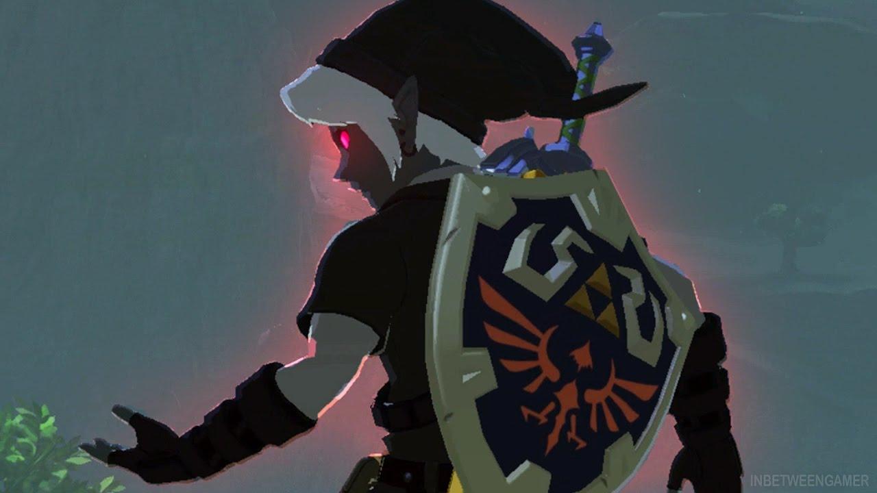 Breath Of The Wild Dark Link >> How To Get Dark Link Costume The Legend Of Zelda Breath Of The
