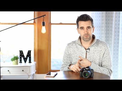Aperture Priority & Exposure Compensation Tutorial - A Crash Course Guide for Beginners