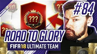 SQUAD BATTLES REWARDS! - #FIFA18 Road to Glory! #84 Ultimate Team