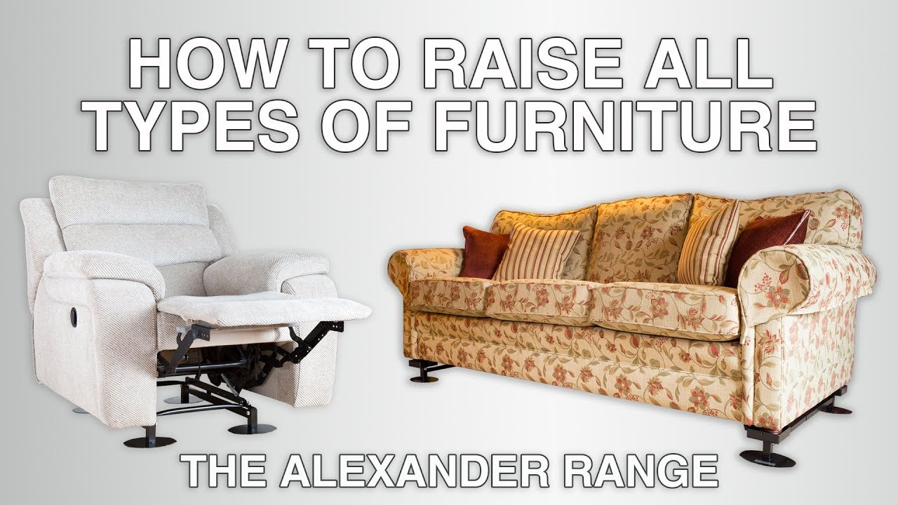 Alexander Furniture Raisers Full Range Training Video For Occupational  Therapists And Technicians