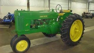 1953 John Deere 60 Tractor | For Sale | Online Auction