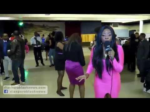 Montréal - Célébration de l' indépendance de l' Angola - Diaspora Black News