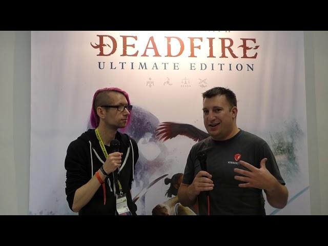 Gamescom 2019: Pillars of Eternity II Deadfire Ultimate Edition Interview