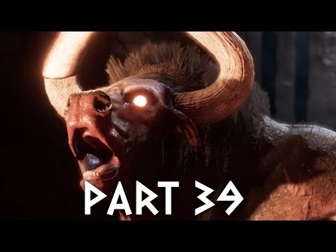 Assassin's Creed Odyssey Gameplay Walkthrough Part 39 - MINOTAUR (MESSARA) thumbnail