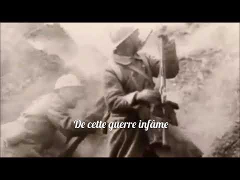 La Chanson de Craonne (français ST)