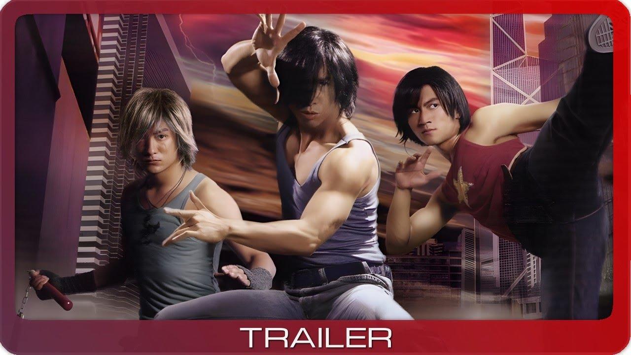 Dragon Tiger Gate ≣ 2006 ≣ Trailer ≣ German   Deutsch