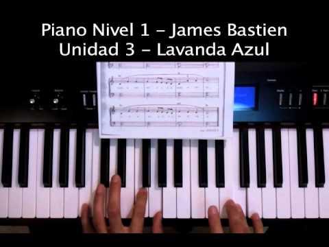 Libro Piano Nivel 1 -  James Bastien Unidad 3