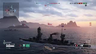 [WOWSL]日本戦艦でランク1目指すぞ!配信