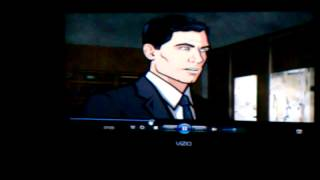 Archer S02E05 Clip- Baby You're Pear Shaped