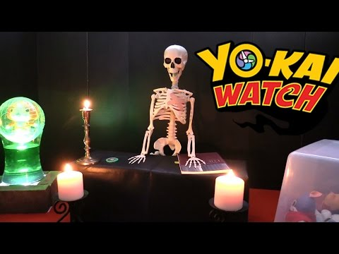Yokai Watch plush - Episode 26 Gutsy Bones