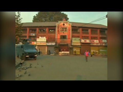 Separatist Shutdown Resumes In Kashmir After Two-Day Relaxation
