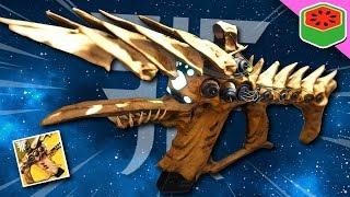 One Thousand Voices - Raid Exotic Fusion Rifle   Destiny 2 Forsaken