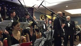 Oh, Miss Hannah - Keith Nichols New Paul Whiteman Orchestra - Whitley Bay 2014