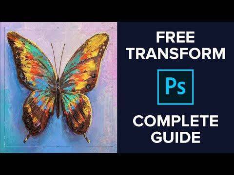 Master Free Transform In Photoshop CC - Complete Guide