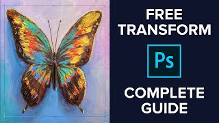 Comment Transformer librement dans Photoshop CC - Guide Complet