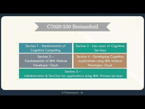 [testpassport.de] C7020-230 Unterlagen, IBM Watson V3 Application Development