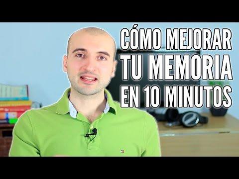 Cómo Mejorar la Memoria en 10 Minutos (y sin esfuerzo)
