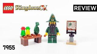 레고 킹덤 7955 마법사(LEGO Kingdoms W…