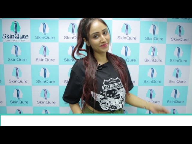 UnderArms Laser Hair Removal @SkinQure Clinic, Saket by Dr. Jangid | Review by Meet Dhawan