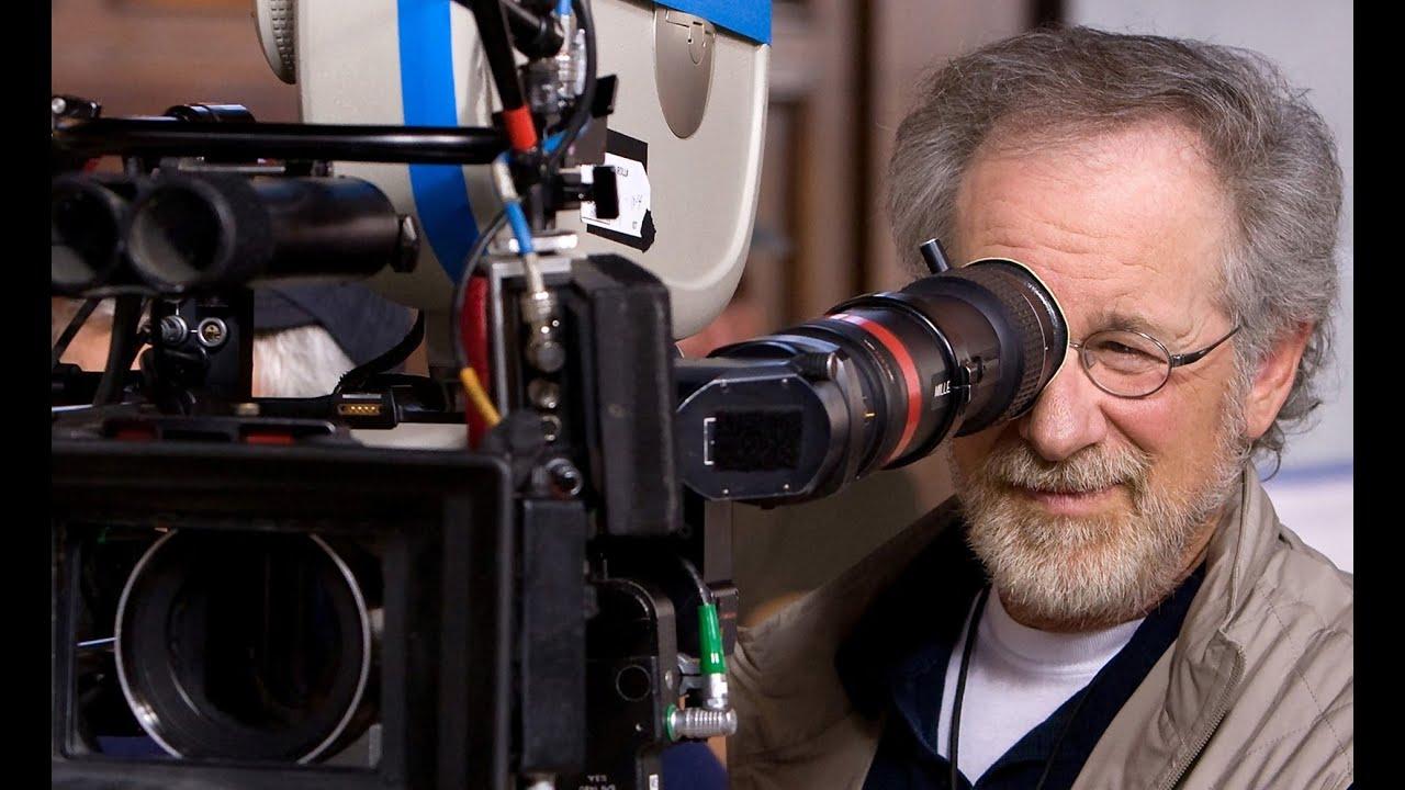 behind the scenes with director steven spielberg