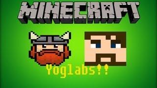 Minecraft Map Showcase: Yogscast Yoglabs!! (Download)
