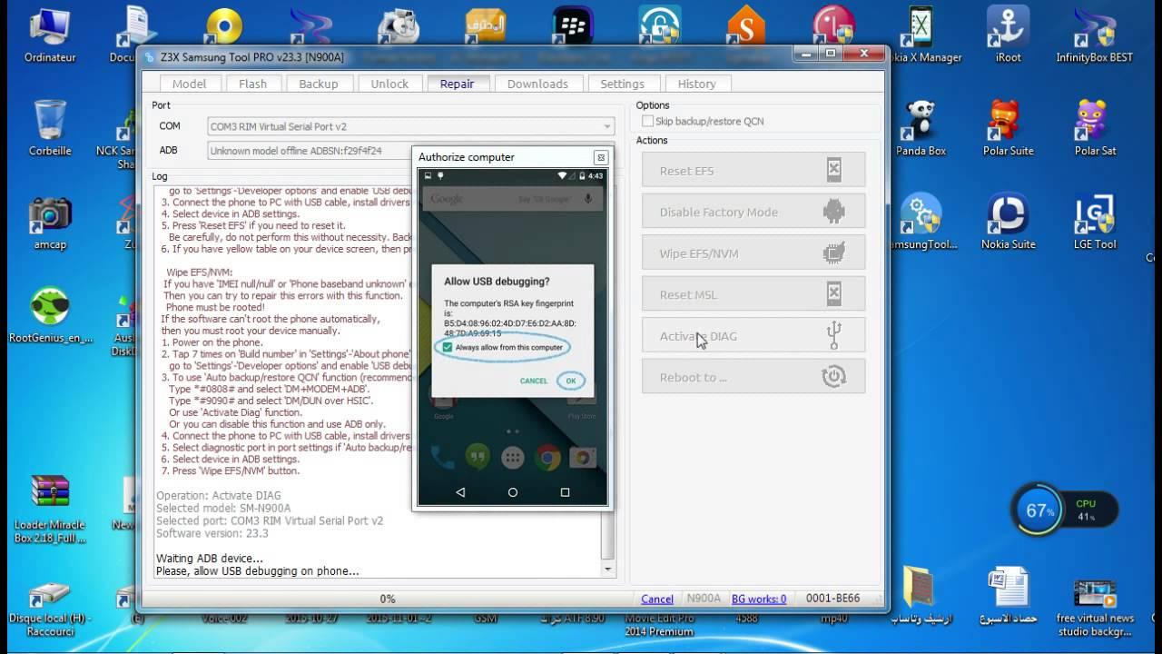 samsung galaxy note 3 n900a 5 0 unlock z3x