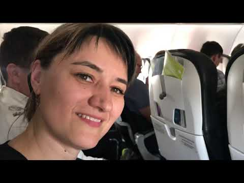 Краснодар Аэропорт посадка самолёта АПЛОДИСМЕНТЫ