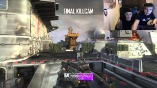 I HIT A TRICKSHOT ON FAZE KAY'S ACCOUNT!