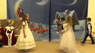 новогодний праздник в детском саду(Новогодний бал - сказка