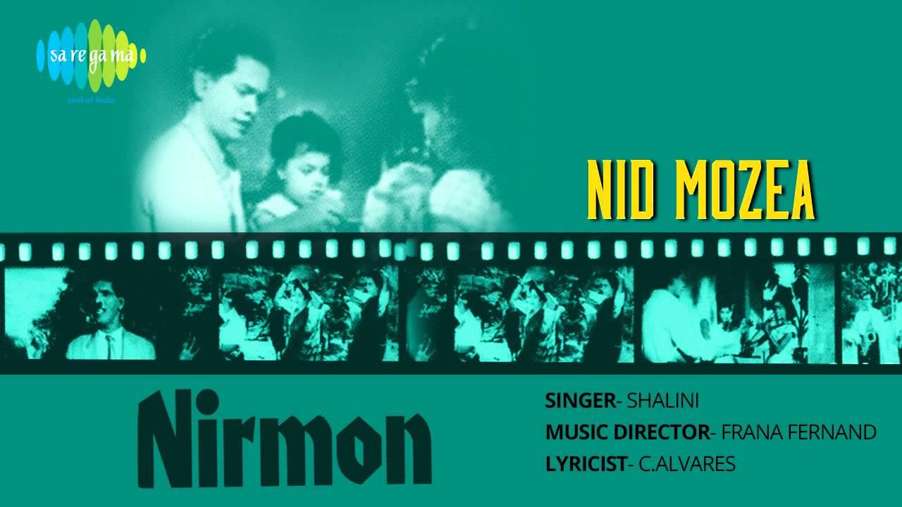 Nirmon Nirmon Nid Mozea Konkani Song Shalini YouTube