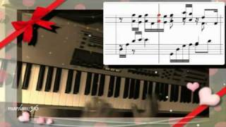 King & Queen of Hearts ( Piano Solo)