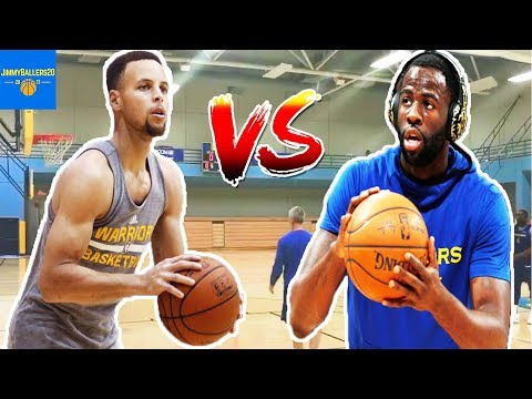 stephen-curry-vs.-draymond-green-during-warriors-practice