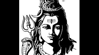 How to draw Lord shiva Face pencil drawing step by step