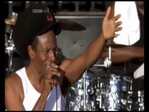 Eddy Grant - i dont wanna dance @ Glastonbury 2008