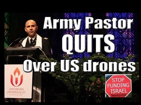 SFi033 Pastor Chris Antal quits US Army over drone killings