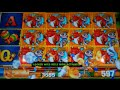 Wild Amigos Slot Machine Bonus - 8 Free Games + 4 Ultra Games w/ Locked Wild Reels - MEGA BIG WIN