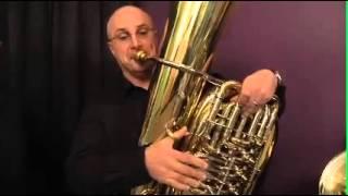 Passpied (Praetorius) for Brass Quintet
