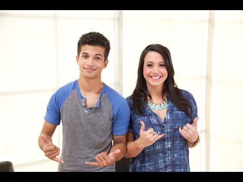 "Teen Beach 2's Jordan Fisher Talks ""True Love"" And More!"