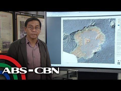 WATCH: Solidum Explains Taal Volcano 'worst-case' Scenario Map | ANC