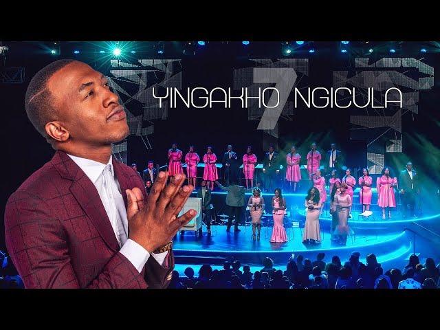 """Spirit Of Praise 7 Ft. Dumi Mkokstad - """"Yingakho Ngicula"""" - Gospel Praise & Worship Song"""
