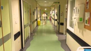 Critically ill Bride Recuperating at Manchester Royal Infirmary