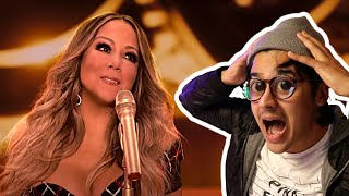 Singers reaction/review to mariah carey - oh santa! (official music video) ft. ariana grande, jennifer hudsonnygma (my band) new songs!!!!!:https://youtu.be/...